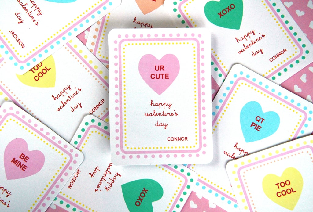 photo regarding Printable Valentine Hearts known as Sweet Hearts Valentines Printable Valentines Working day Totally free