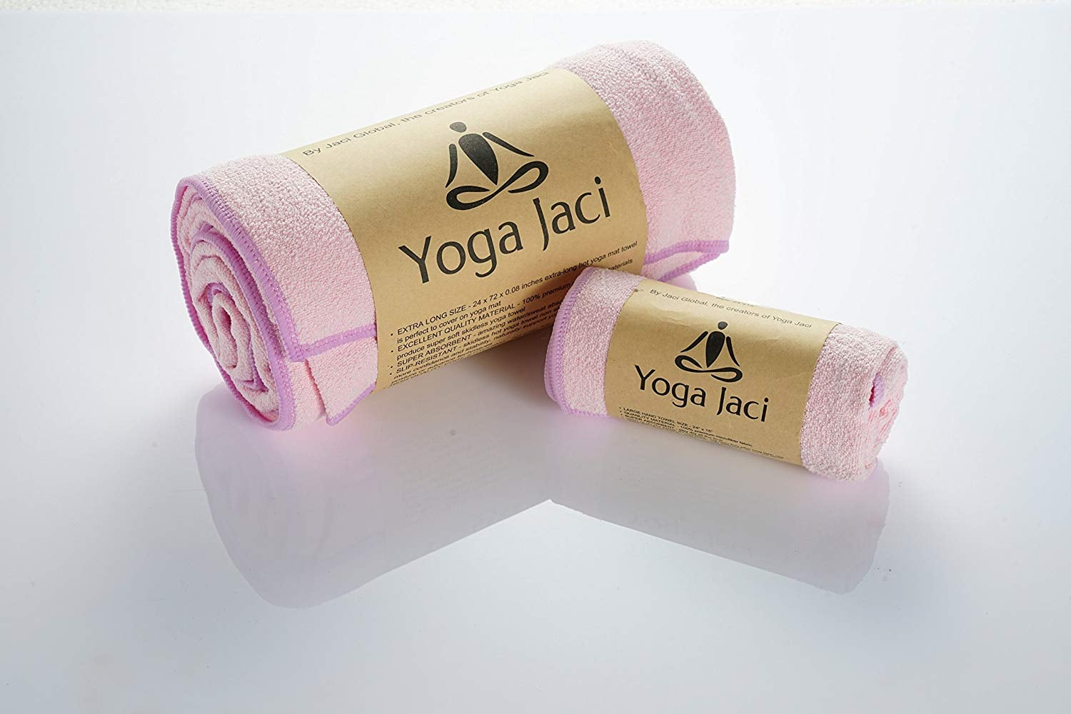 Yoga Jaci Yoga Mat Towel and Hand Towel Combo Set | Your Yoga-Obsessed  Friend Will Love These Strangely Practical Gifts | POPSUGAR Fitness Photo 2