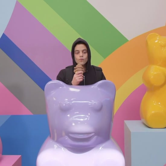 Rami Malek Museum of Ice Cream Video on Jimmy Kimmel Live