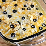Chicken Enchiladas With Olives Casserole