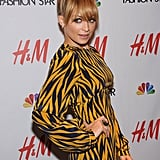 Nicole Richie partied on behalf of Fashion Star.