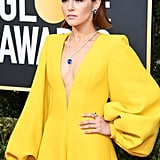 Zoey Deutch's Necklace at the 2020 Golden Globes