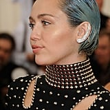 Miley Cyrus at the 2015 Met Gala in May 2015