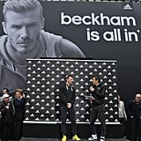 "David Beckham Confirms ""That's My Bum"" in His Shirtless H&M Ads"