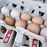 استخدموا كرتونة البيض لحفظ الزينة