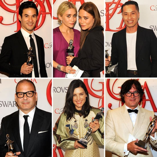 The 2012 CFDA Awards Winners List: Congrats to the Olsens, Joseph Altuzarra, Phillip Lim, Reed Krakoff + More!