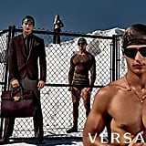Gigi Hadid Stole the Show in Versace's Spring Campaign