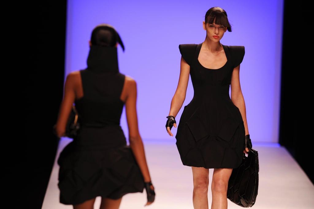 London Fashion Week, Spring 2010: Paul Costelloe