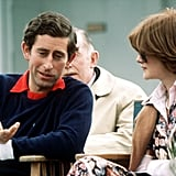 Lady Sarah actually dated Prince Charles before Diana did; it's because of this relationship that Charles and Diana met in the first place. The pair dated in the late 1970s before splitting up after Lady Sarah talked about the relationship to the press.