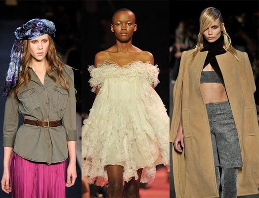 2010 New York Fashion Week: Trend Alerts