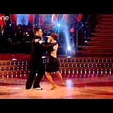 The Tangos: Rachel Stevens and Vincent Simone's Argentine Tango