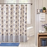 Clearwell Shower Curtain in Blue