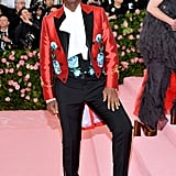 Dapper Dan at the 2019 Met Gala