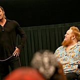 Brad Pitt chatted with Harry Knowles of Ain't It Cool News.