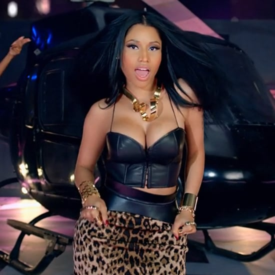 "Nicki Minaj's ""Bang Bang"" Music Video"