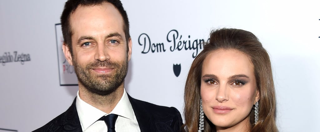 Natalie Portman's Baby Bump Is Front and Centre During Her Night Out With Benjamin Millepied
