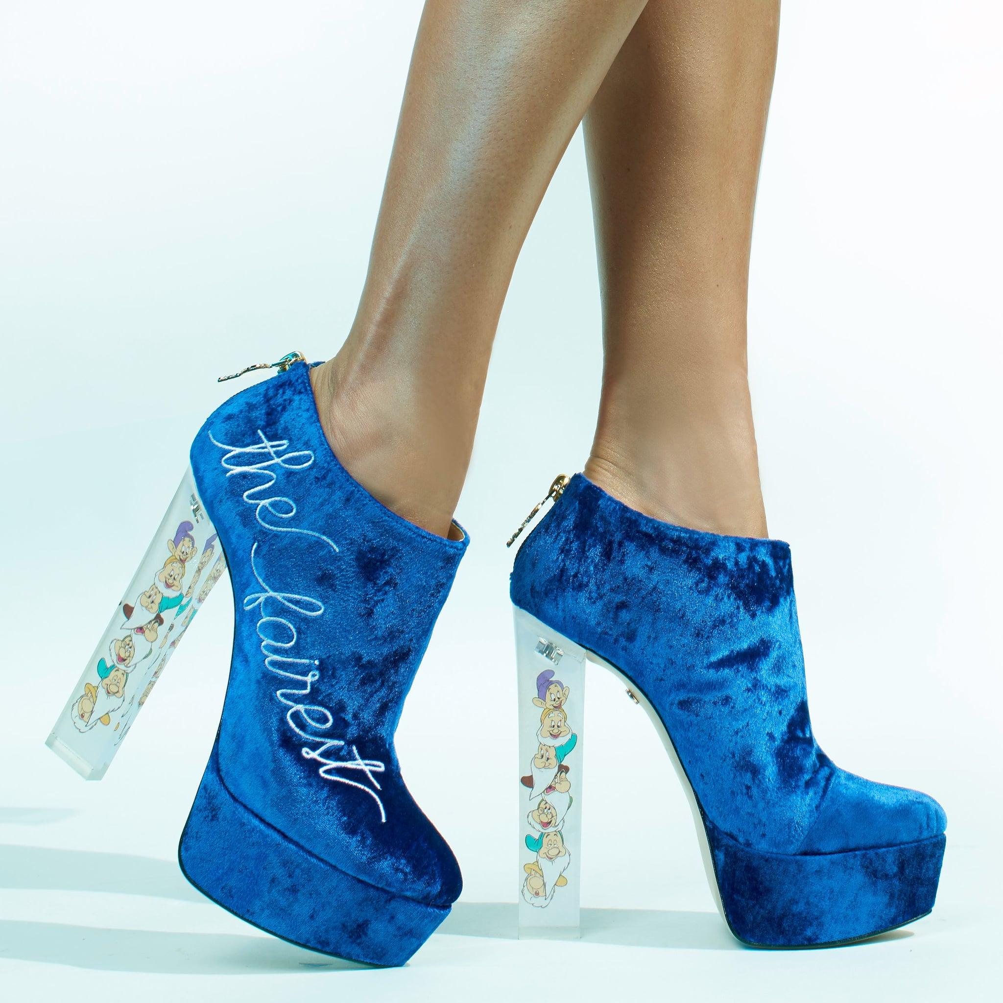 Ruthie Davis Disney Princess Shoe