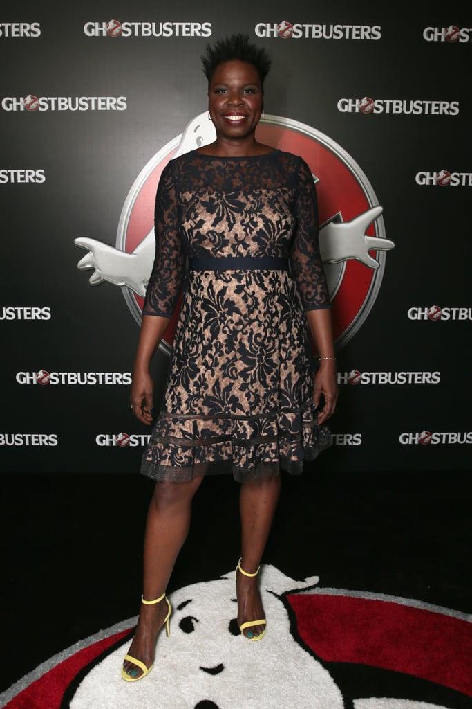 Leslie Jones's Tweets Saying Designers Won't Dress Her