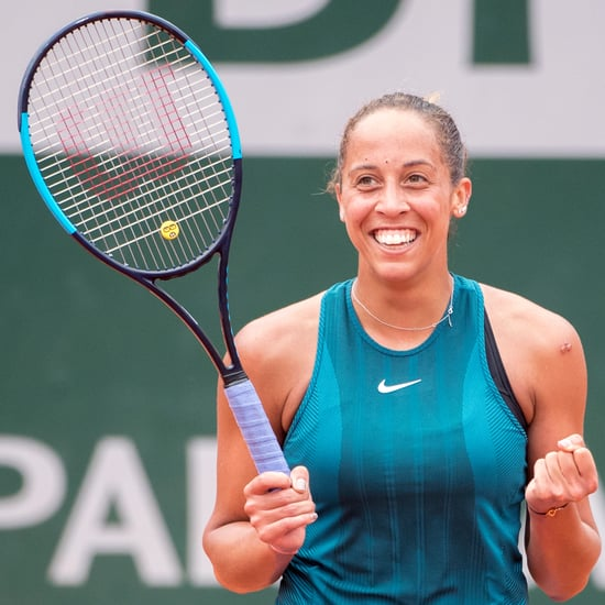 Madison Keys on Orangetheory Fitness