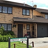 4 Privet Drive, Little Whinging, Surrey