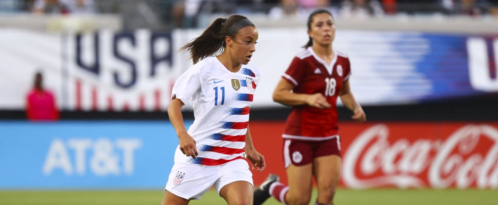 Mallory Pugh 10-Minute Ab Workout Review
