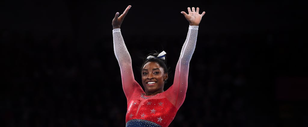 Simone Biles Breaks World Championships Medal Record