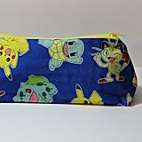 Pokémon Zippered Flat Bottom Case