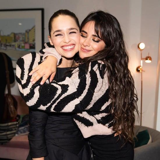 Camila Cabello Fangirls Over Jason Momoa and Emilia Clarke