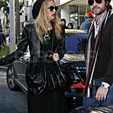 Rachel Zoe shopping with Rodger Berman.