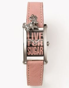 """Simply Fab: Juicy Couture """"Live For Sugar"""" Watch"""
