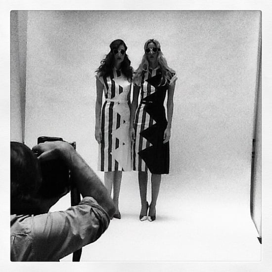 L'Wren Scott Debuts Spring 2013 on Instagram