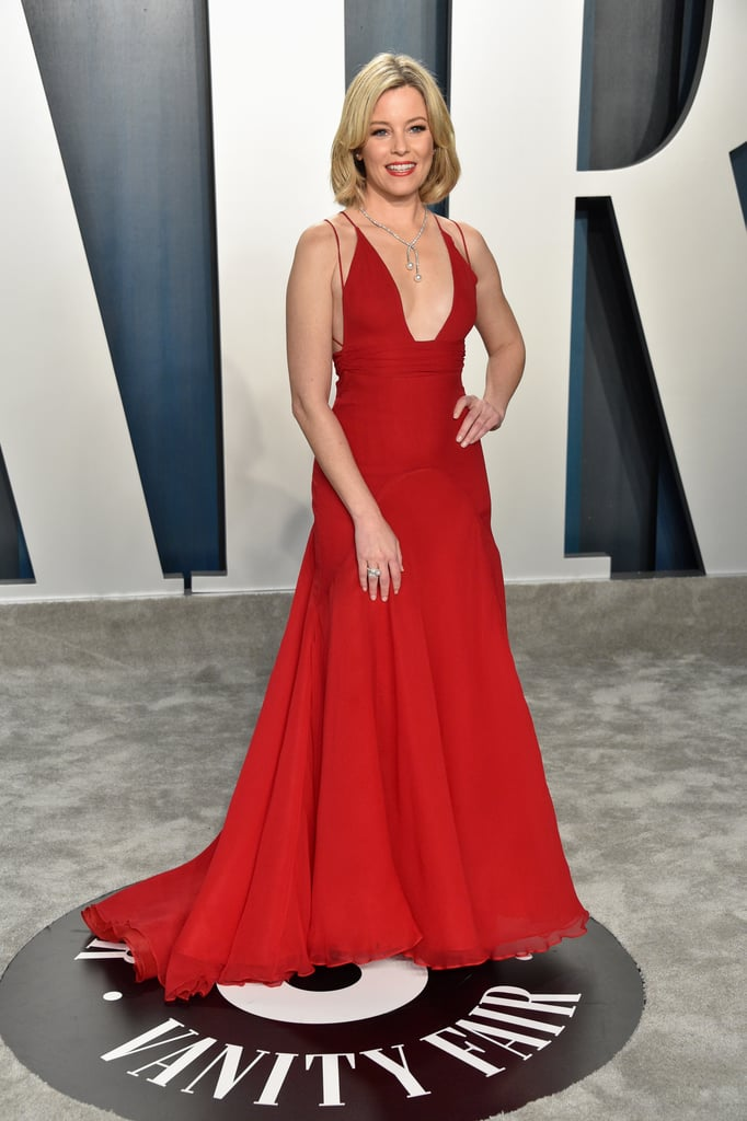 Elizabeth Banks at the Vanity Fair Oscars Afterparty 2020