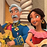 On the Familiar Music in Elena of Avalor