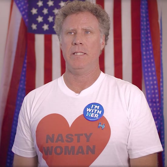Will Ferrell in Hillary Clinton Ad