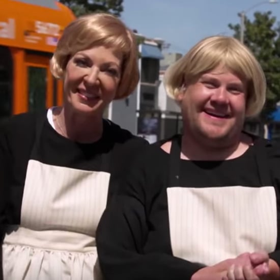 James Corden's The Sound of Music Crosswalk Musical 2018