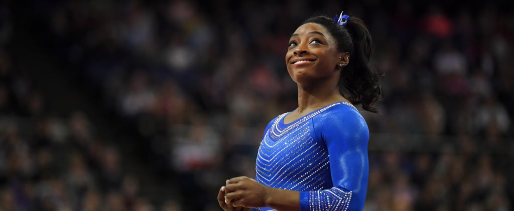 Why Simone Biles Can Fall in Competition and Still Win