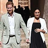 Great, Great: So, Where Will Meghan Give Birth?