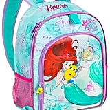 Personalized Light-Up Ariel Backpack