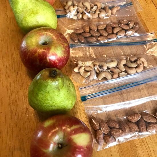 حيلة سهلة لإعداد وجبات خفيفة تساعد على إنقاص الوزن