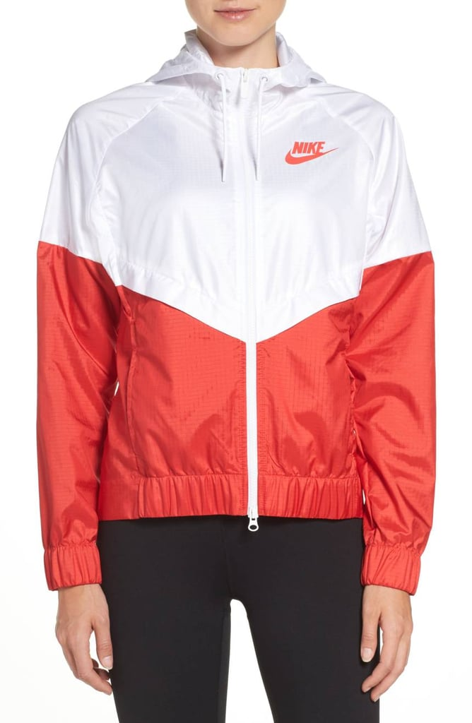 Nike Women S Windrunner Hooded Windbreaker Jacket Cheap