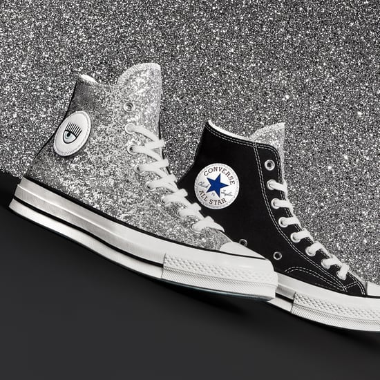Converse x Chiara Ferragni Glitter Sneaker Collection 2018