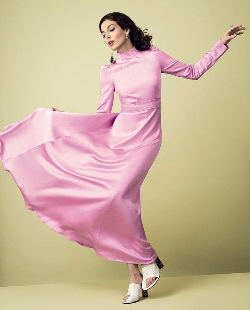 أروع إطلالات أزياء الممثلة اللبنانية رزان جمال