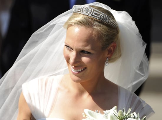 See Zara Phillips' Wedding Hair and Makeup From All Angles!
