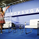 Celebrities at POPSUGAR Playground Style