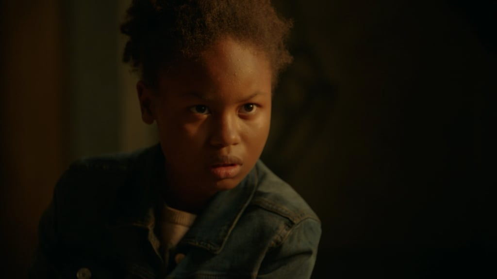 Listen, I know it's a stretch. Emily is a pretty common name. Plus, the character doesn't look at ton like Lee or her other daughter, Flora. But hey, there's a lot of evidence that could support this theory. Lee said she had Emily when she was 17. We know the real-life events Roanoke take place in 2014. And though Lee never said her age, you could guess she's in her mid-to-late 30s. If she had Emily in the mid-to-late '90s, Emily would theoretically be in her early 20s by the time Apocalypse starts in 2019. And judging by the portrait, it kind of matches up. And, I mean, if Lee had her at 17, we're assuming Emily has a different father, which might explain the discrepancies in resemblance to Flora and even Lee. All I'm saying is, we never got any sort of closure on that story, and it definitely stuck out as something important when Roanoke aired. And it is strange that there's still some mystery surrounding Apocalypse's Emily. Is it a reach? Completely. But stranger things have happened on American Horror Story. As for what kind of significance this connection to Roanoke might have? That remains to be seen. You have to admit, though: it would be another cool addition to the tangled web of connections woven by the show so far.