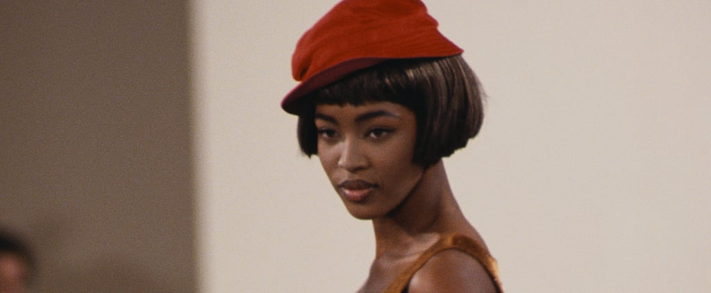 Naomi Campbell Runway Photos