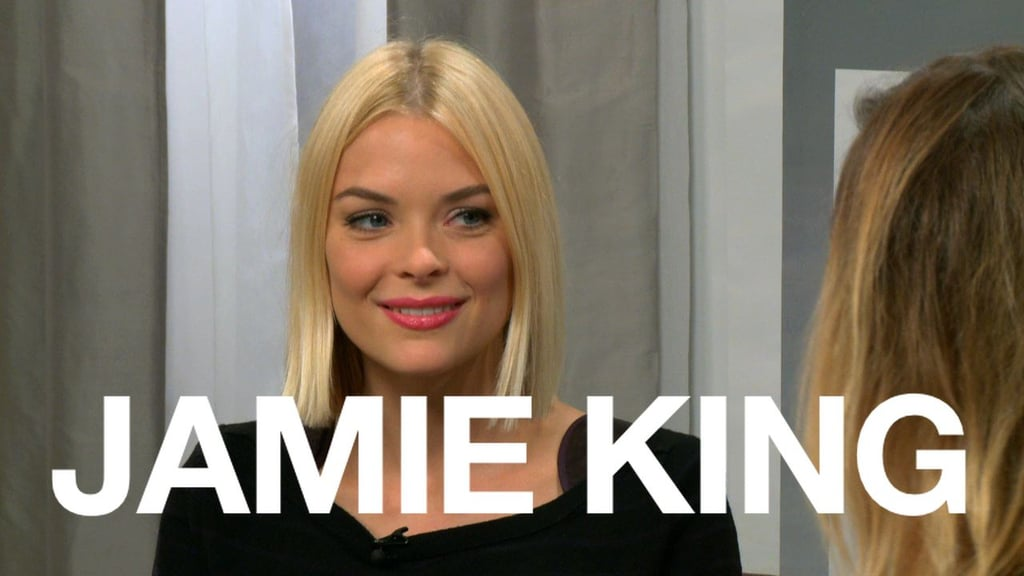 Video of Jaime King Talking About Playing a Cheerleader on My Generation