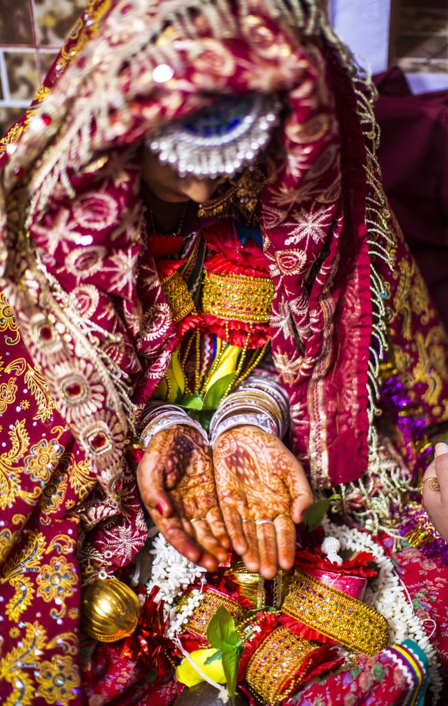 Bridal Mehndi Themes : Bridal mehndi and henna designs popsugar beauty