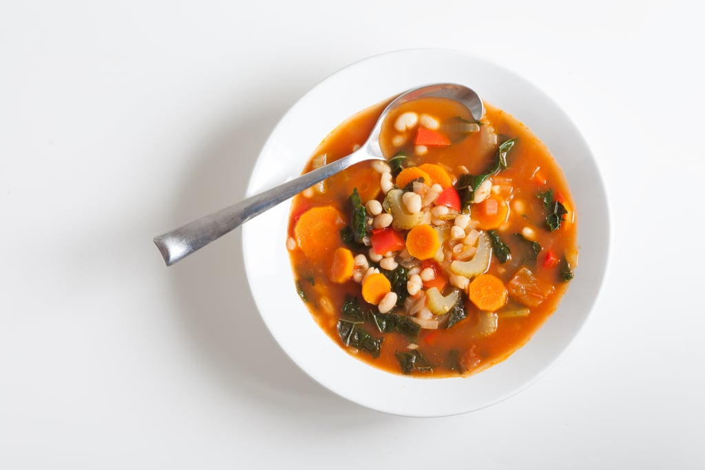 Find a Few Vegetable-Based Soups You Love and Eat Them Often