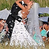 Julianne Hough Wedding Pictures